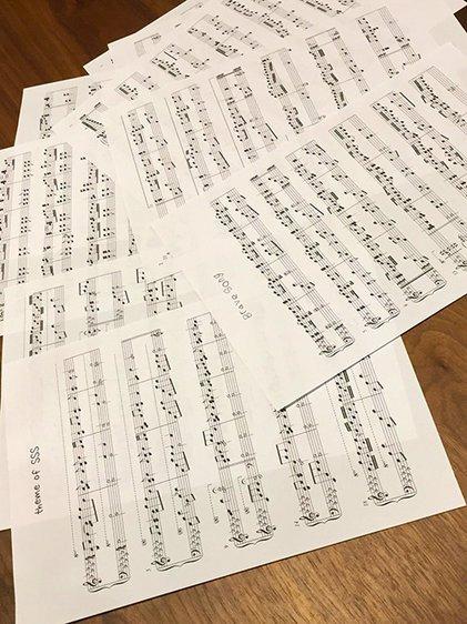AB! Sheet Music