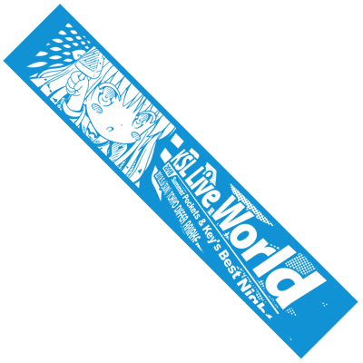 KSL Live World 2018 Towel