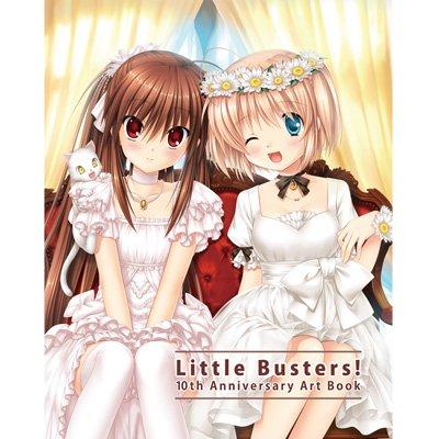 LB! 10th Anniversary Artbook