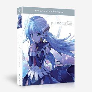 Planetarian Blu-ray/DVD Combo