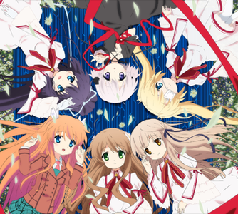 Rewrite Anime OST cover