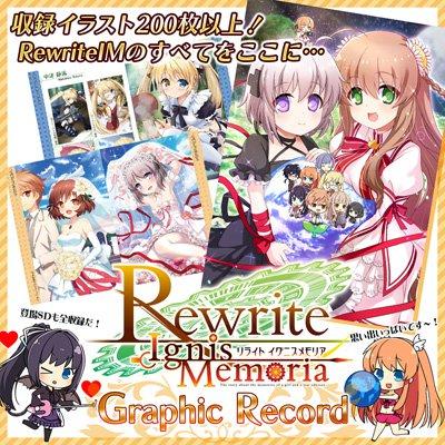 Rewrite IgnisMemoria Graphic Record